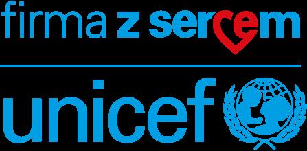 Firma z sercem - UNICEF
