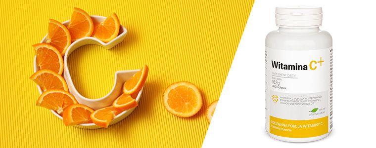 Vitamin C+